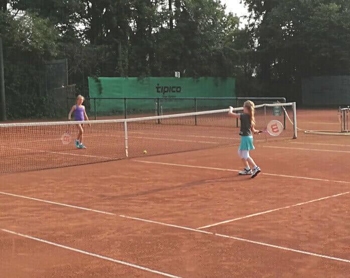 Tennis Kindertraining beim TuS Nord Düsseldorf